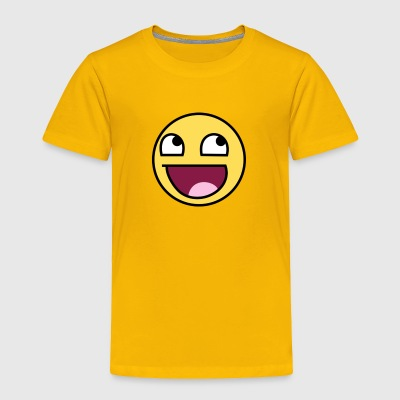Epic Face - Toddler Premium T-Shirt