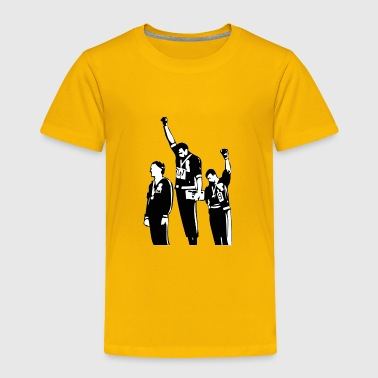 1968 Olympics Black Power Salute - Toddler Premium T-Shirt