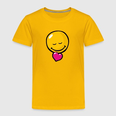 SmileyWorld Compassionate Smiley - Toddler Premium T-Shirt