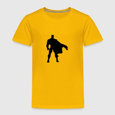 super hero - Toddler Premium T-Shirt