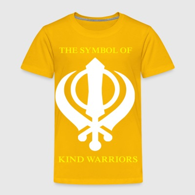 SIKH RELIGION T SHIRTS - Toddler Premium T-Shirt