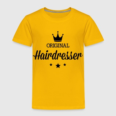 Original hairdresser - Toddler Premium T-Shirt