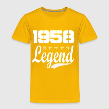 58 legend - Toddler Premium T-Shirt