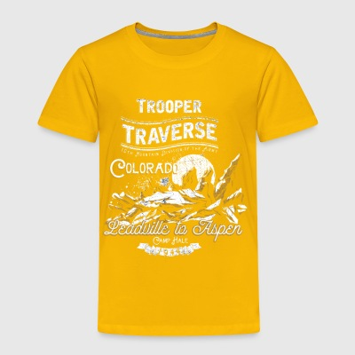 Trooper Traverse - Toddler Premium T-Shirt