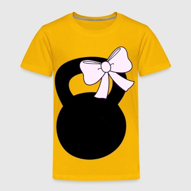 Kettlebow - Toddler Premium T-Shirt