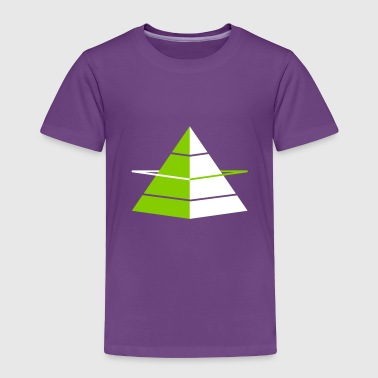 Pyramid - Toddler Premium T-Shirt