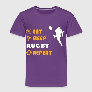 Rugby Rugby - gift for men and women - Toddler Premium T-Shirt