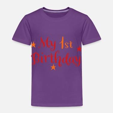 Shop 1st Birthday T Shirts Online