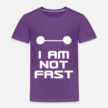 Fast Not Fast - Toddler Premium T-Shirt