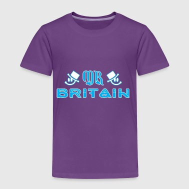 Mr Britain - Toddler Premium T-Shirt