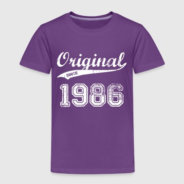 1986 - Toddler Premium T-Shirt