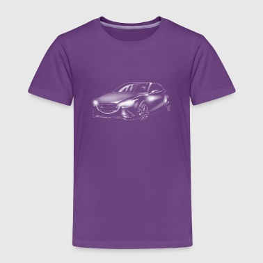 Japan Car Car - Toddler Premium T-Shirt