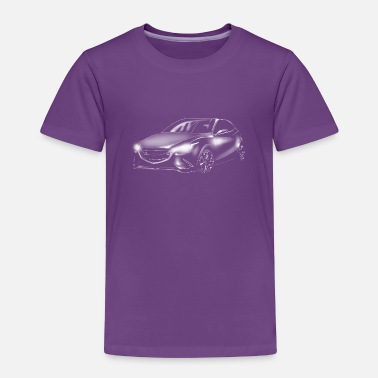 Avtomobile Car - Toddler Premium T-Shirt