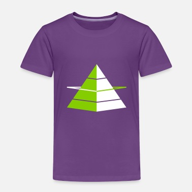 Pyramid Pyramid - Toddler Premium T-Shirt