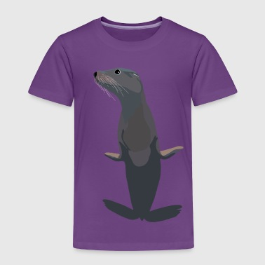 californian sealion - Toddler Premium T-Shirt