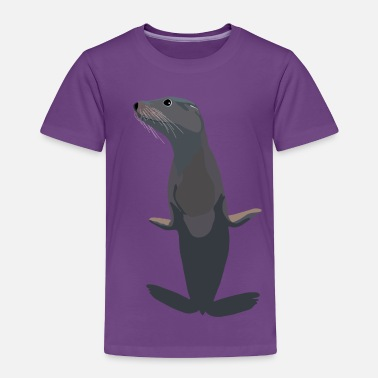 Sealion californian sealion - Toddler Premium T-Shirt