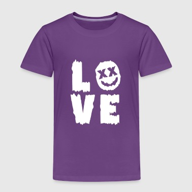 L O V E - Toddler Premium T-Shirt