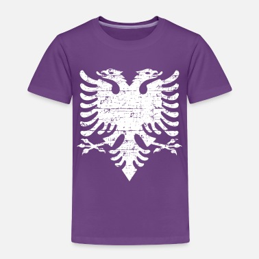 Albanian Eagle Albanian Eagle Designs - Toddler Premium T-Shirt