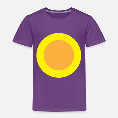 Circle Circle Circle - Toddler Premium T-Shirt