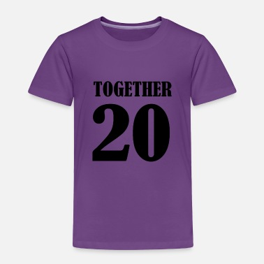 Together Together - Toddler Premium T-Shirt