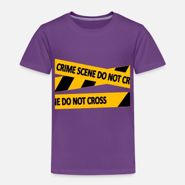 Offensive crimescene - Toddler Premium T-Shirt