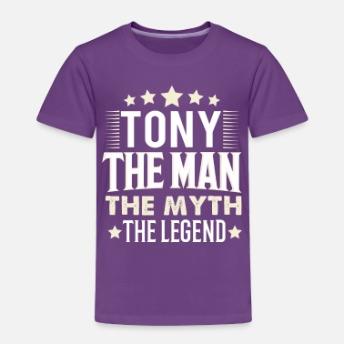 Tony Tony - Toddler Premium T-Shirt