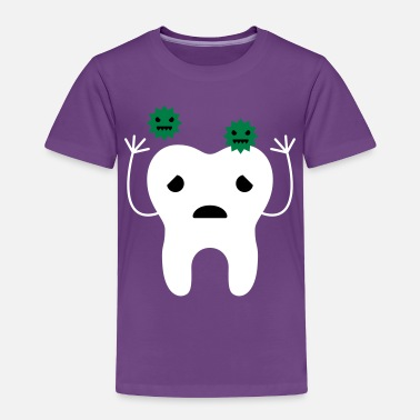 Tooth tooth - Toddler Premium T-Shirt