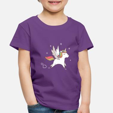 sweet unicorn - Toddler Premium T-Shirt