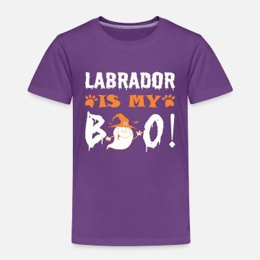 7dde2cbe923b6 Joyeux Anniversaire LABRADOR est mon joyeux joyeux anniversaire - T-shirt  premium Tout-petit
