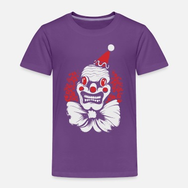 Schmo Clown The Frog - Toddler Premium T-Shirt
