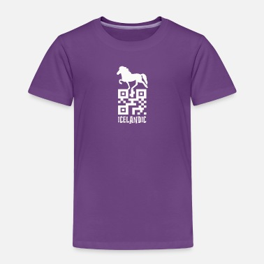 Gallop Icelandic Horse: Pony Merch - Toddler Premium T-Shirt