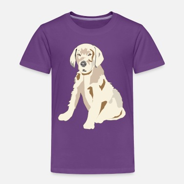 Sport Labrador Retriever Puppy - Toddler Premium T-Shirt