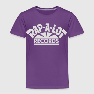 RAP A LOT Records Hip Hop - Toddler Premium T-Shirt