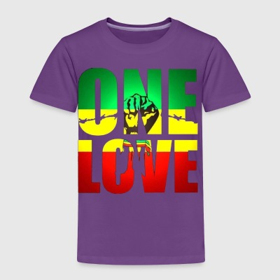 one love - Toddler Premium T-Shirt