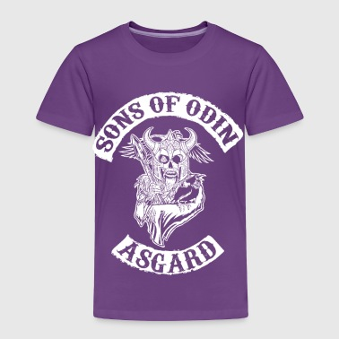 Sons Of Odin - Asgard Chapter - Toddler Premium T-Shirt