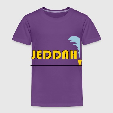 JEDDAH - Toddler Premium T-Shirt