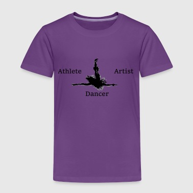 ballet dancer - Toddler Premium T-Shirt