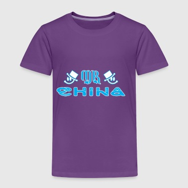 Mr China - Toddler Premium T-Shirt