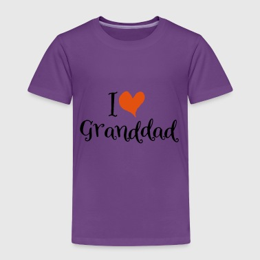 granddad - Toddler Premium T-Shirt
