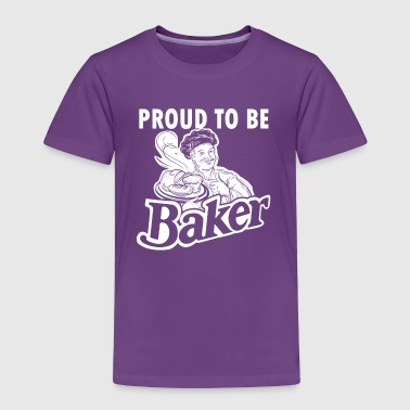 Baker Tees - Toddler Premium T-Shirt