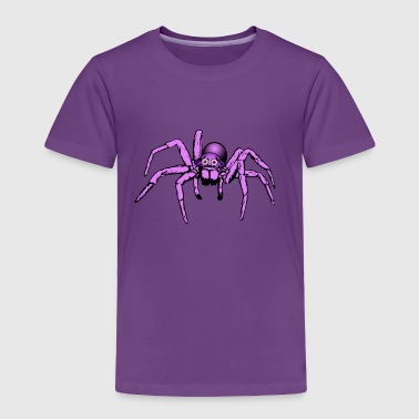 pink giant spider - Toddler Premium T-Shirt