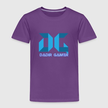 Dadir Gamer - Toddler Premium T-Shirt