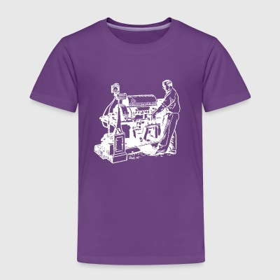 Steampunk - Toddler Premium T-Shirt