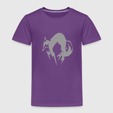 Kojima Fox - Toddler Premium T-Shirt