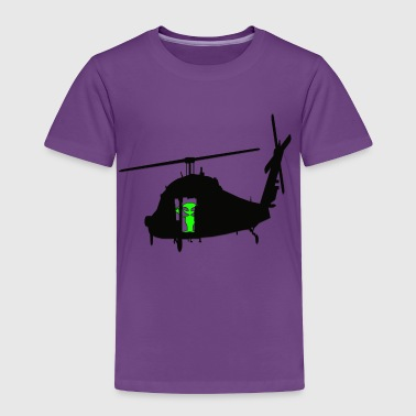 Green Martian - Toddler Premium T-Shirt