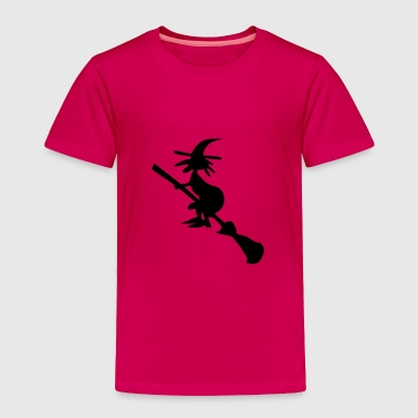 Witch - Toddler Premium T-Shirt