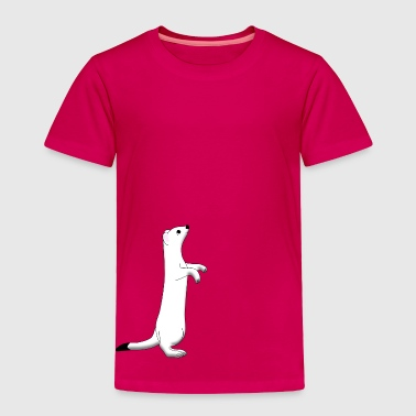 ermine looks - Toddler Premium T-Shirt