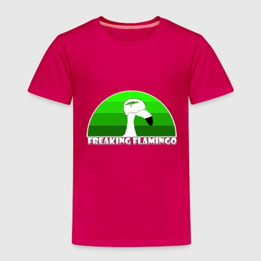 Woodstock Dvd Forest Flamingo - Toddler Premium T-Shirt