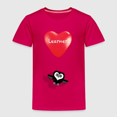 LEARNER! - Toddler Premium T-Shirt