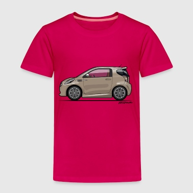 AM Cygnet Blonde Metallic Micro Car - Toddler Premium T-Shirt